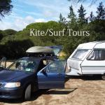 Kite/Surf Caravan, Costa da Caparica