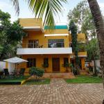 5 Bed BAGA Beach Villa with Rooftop Private Pool, Baga