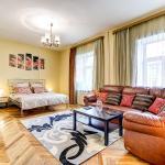 Apartment White Nights on Grecheskyi Prospekt 6, Saint Petersburg