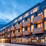 die berge lifestyle-hotel sölden,  Sölden