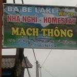 Mach Thong Homestay, Ba Be18