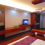 Jinlan Hotel Apartment Tianjin Yujiabao Station Branch, Binhai