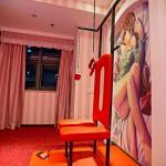 1314 Lover's Room, Wuhan