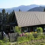 Rundwieshütte,  Laterns