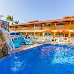 Hotel Pousada Paradise, Caraguatatuba