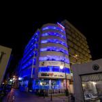 Les Palmiers Beach Hotel, Larnaka