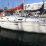 Boat at Lisbon - Seehund, Lisbon