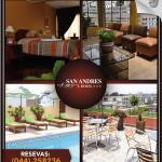 Hotel San Andres ***,  Trujillo