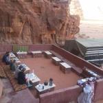Wadi Rum Lawrence Camp, Wadi Rum