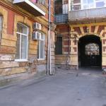 Apartamenty v dome s atlantami, Odessa
