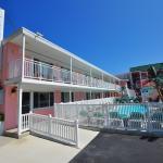 Sea-N-Sun Resort Motel, Wildwood