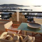 Anchor Αpartments, città di Mykonos