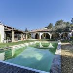 Contemporary Provencal Country House, Lambesc