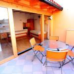 Little terrace apartment, Piran