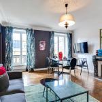 Sweet Inn Apartments - Rivoli II, Paris