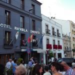 Hotel Rambla Emerita,  Merida