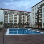 Apartments at Parusnaya 14, Adler