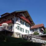 Villa Bergfrieden,  Oberstaufen