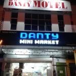 Danty Motel,  Kangar