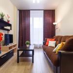 MneNaSutki Apartment on Letnaya Premium, Mytishchi