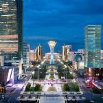 Apartments Nomad 124, Astana