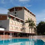 Hotel Flat Cavalinho Branco 134, Águas de Lindóia
