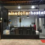 Nine Dollar Hostel,  Legian