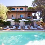 Villa Lleopard,  Sils
