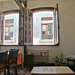 Habitaciones en departamento Edificio Patrimonial, Valparaíso