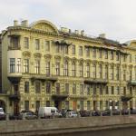 Ispanskiy Dvorik na Fontanke 24, Saint Petersburg