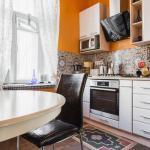 apartment na Bolshoi Ordinke, Moscow