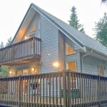 Two Bedroom Cabin - 96MBR,  Glacier
