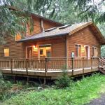 Two Bedroom Cabin - 64MBR,  Glacier
