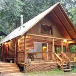 Two Bedroom Cabin - 17MBR,  Glacier