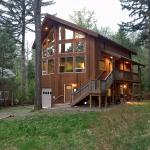 Three Bedroom Cabin - 40GS, Glacier