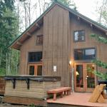 Two Bedroom Cabin - 44MBR,  Glacier