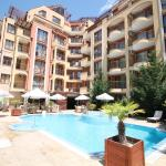 Apartment Arendoo in Harmony Suites,  Sunny Beach