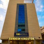 FabHotel Sandesh Kingston Gandhinagar, Bangalore