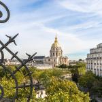 Hotel de France Invalides, Paris