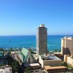 Waikiki Banyan Remodeled Ocean-View Condo 2212,  Honolulu