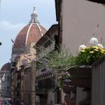 Hotel Balcony, Florence
