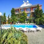 Hotel U Morya, Loo