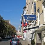 Hotel Carina, Vienna