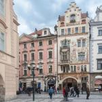 Velvet Revolution Apartment, Prague