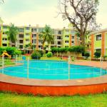 Luxurious 1BHK With Pool View CM010, Candolim