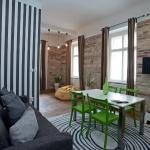 The Apartment House Opatovicka, Prague