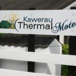 Kawerau Thermal Motel, Kawerau