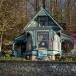 Cliff Cottage Inn, Eureka Springs