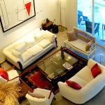 Art Interior Oceanfront Penthouse, Cartagena de Indias