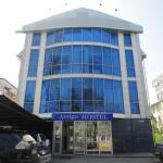 Apartments in Amigo hostel, Almaty